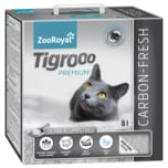 ZooRoyal Tigrooo Premium Carbon Fresh Ultra-Klumpstreu 8l