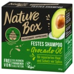 Nature Box Festes Shampoo mit Avocado-Öl 85g