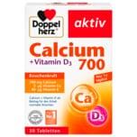 Doppelherz Calcium 700 + Vitamin D3 30 Tabletten