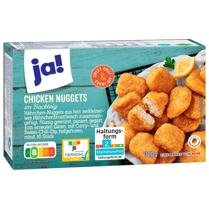 ja! Chicken Nuggets 300g
