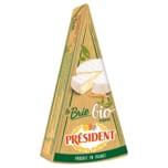 Président Bio Le Brie 200g