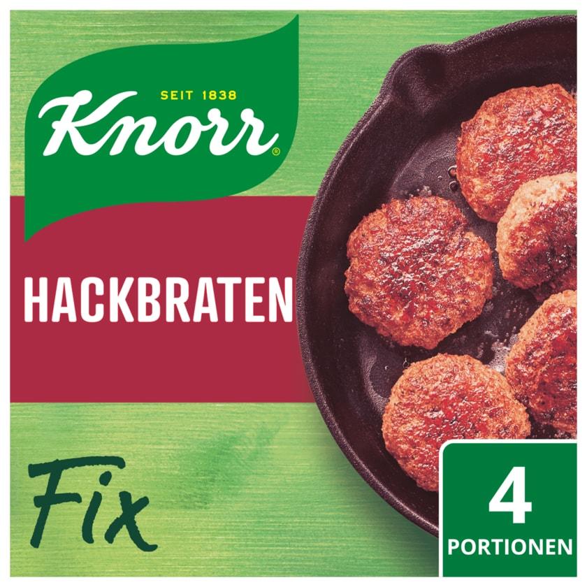 Knorr Fix Hackbraten für 4 Portionen