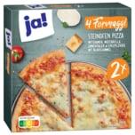 ja! Steinofen Pizza 4 Formaggi 2X340g