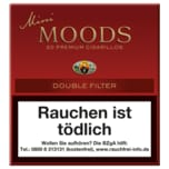 Mini Moods Premium Cigarillos Double Filter 20 Stück
