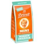 Brandt Mini Markenzwieback ohen Zuckerzsatz 95g