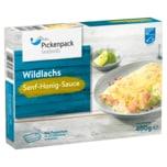 Pickenpack Wildlachs Senf-Honig-Sauce MSC 400g