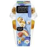 REWE to go Griechischer Joghurt mit Feigen, Äpfeln & Knuspermüsli 255g
