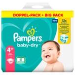 Pampers Baby Dry Gr.4+ 10-15kg Big Pack 64 Stück