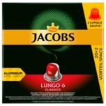 Jacobs Kaffeekapseln Lungo 6 Classico 114g, 22 Nespresso kompatible Kapseln