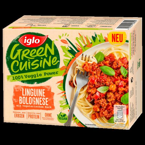 Iglo Green Cuisine Linguine Bolognese 400g