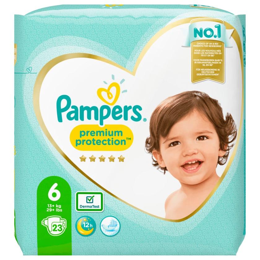 Pampers Premium Protection Gr.6 13-18kg 23 Stück