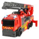 Dickie Toys Feuerwehr mit Drehleiter
