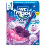 WC Frisch Magnolie Violett Kraftaktiv 50g