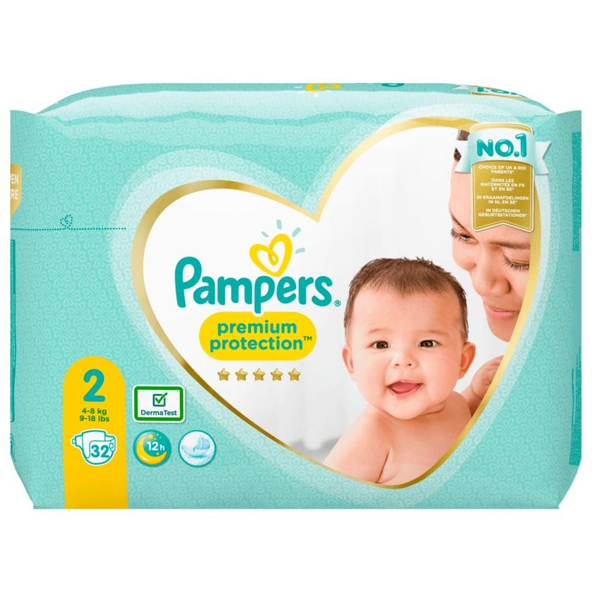 Pampers Premium Protection Gr.2 4-8kg 32 Stück