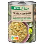 REWE Bio Erbseneintopf 400g