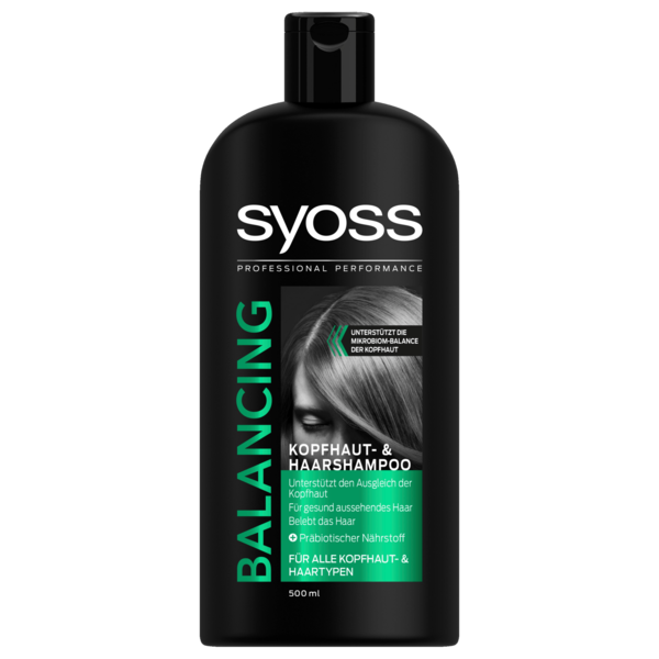 Syoss Shampoo Balancing 500ml