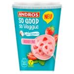 Andros So Good So Veggie Joghurt-Alternative Erdbeere 400g