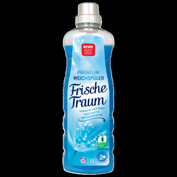 REWE Beste Wahl Weichspüler frische Traum 1l, 33WL