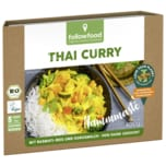 Followfood Thai Curry Bio vegan 400g