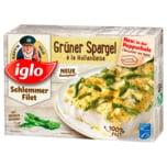 Iglo MSC Schlemmer Filet Grüner Spargel à la Hollandaise 380g