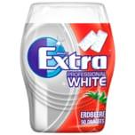 Extra Professional White Erdbeere Kaugummi 50 Dragees