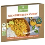 Followfood Kichererbsen Curry Bio vegan 400g