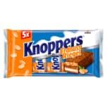 Knoppers Riegel Erdnuss 200g, 5 Stück
