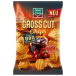 Funny-frisch Kessel Chips Cross Cut Spicy BBQ Sauce Style 120g