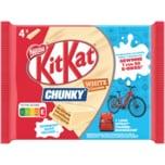 Nestlé KitKat Chunky White Chocolate 160g