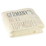 Germany's Next Topmodel Kuscheldecke 150x200cm Pearl