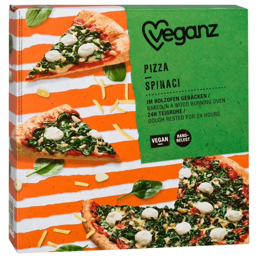 Veganz Pizza Spinaci vegan 360g
