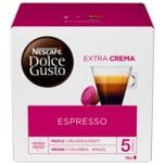 Nescafé Dolce Gusto Espresso 88g, 16 Kapseln