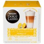 Nescafé Dolce Gusto Latte Macchiato Vanilla 153,6g, 16 Kapseln