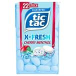 Tic tac X-Fresh Cherry Menthol zuckerfrei 16,4g