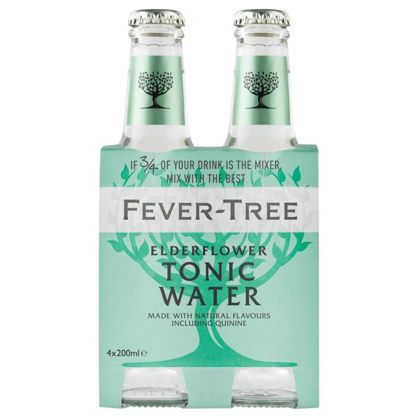 Fever-Tree Elderflower Tonic Water 4x0,2l