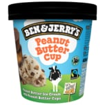 Ben & Jerry's Eis Peanut Butter Cup 465ml