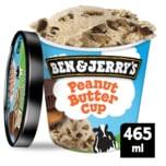 Ben & Jerry's Eis Peanut Butter Cup 465ml