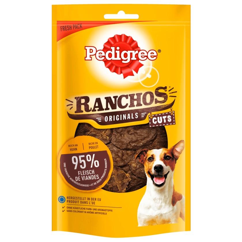 Pedigree Hundesnacks Ranchos Cuts Rind 65g