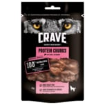 Crave Protein Chunks mit Lachs 55g
