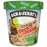 Ben & Jerry's Eis Cookies on Cookie Dough vegan 465ml