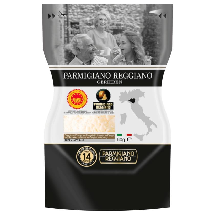 Marca Italia Parmigiano Reggiano gerieben 60g