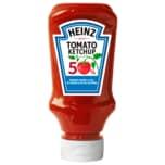 Heinz Tomato Ketchup 50% weniger Zucker und Salz 220ml