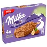 Milka Chocolate Hazelnut 4 Stück