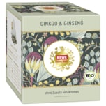 REWE Feine Welt Bio Tee Ginkgo & Ginseng 36g