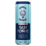 Bombay Sapphire Gin Tonic 0,25l