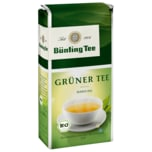 Bünting Tee Bio Grüner Tee 250g