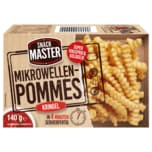 Snackmaster Mikrowellen-Pommes Kringel 140g
