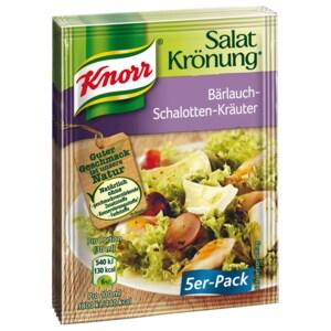 Knorr Salatkrönung Bärlauch-Schalotten-Kräuter 25g