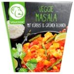 Youcook Veggie Masala mit Kürbis & grünen Bohnen 450g