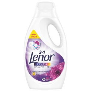 Lenor Colorwaschmittel Flüssig Amethyst Blütentraum 1,155l, 21WL